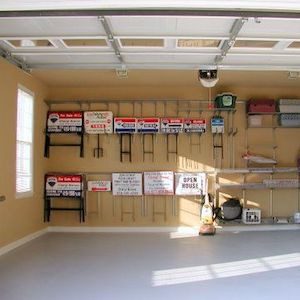 Real Estate Signs and Lockboxes
